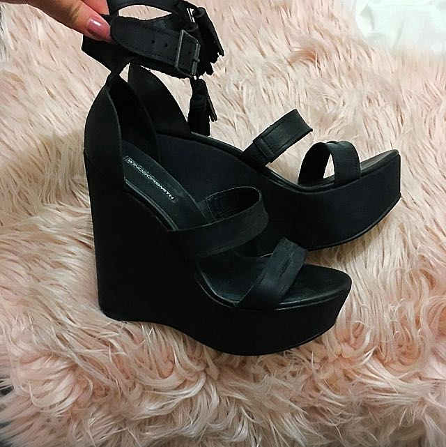 Windsor Smith Tassel Wedges