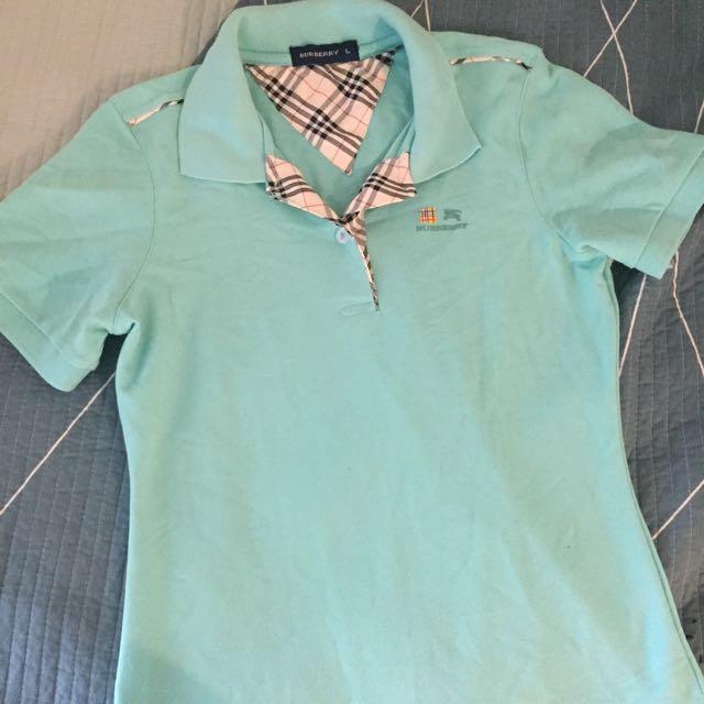 Woman Burberry Polo shirt