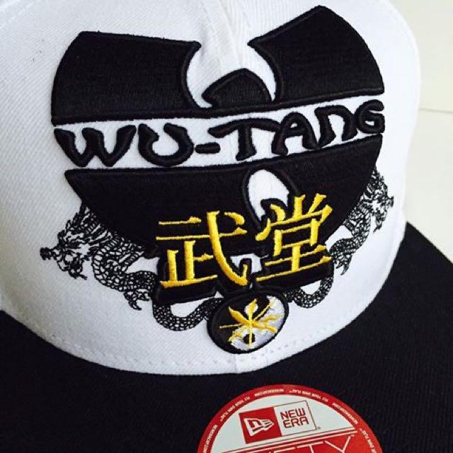 wu tang clan new era cap