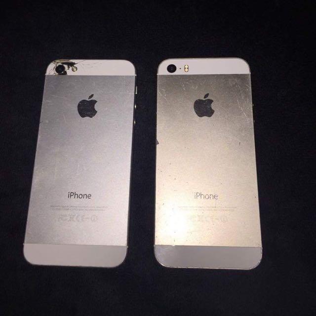 x2 iPhones