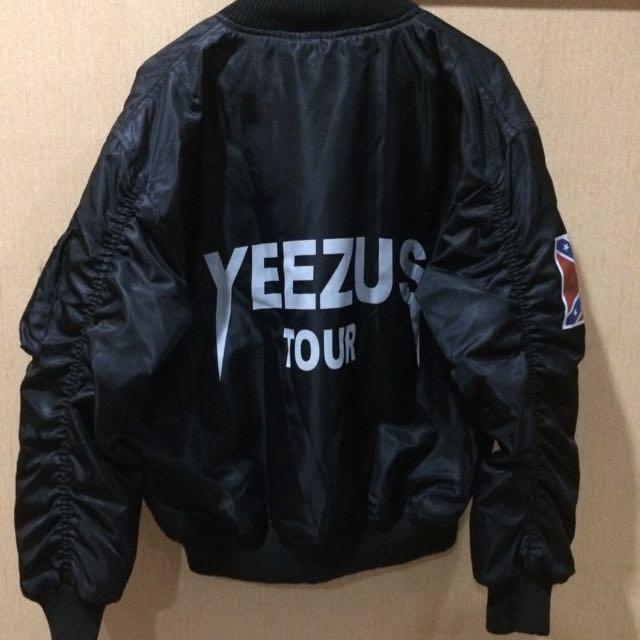 Yeezus Bomber Jacket