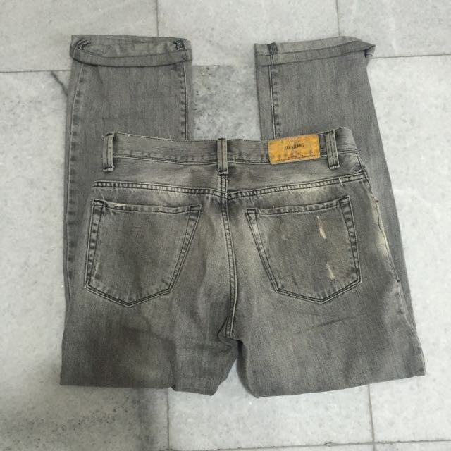 Zara Jeans Made In Turkey