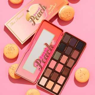 TOO FACED⚡️ NEW SWEET PEACH Palette