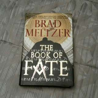 *Now Reduced* Brad Meltzer- the Book Of Fate