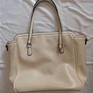Bellagio White Bag