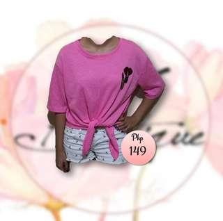 Top (Pink)