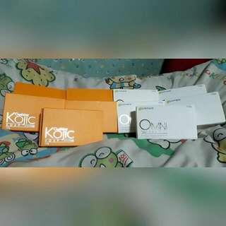 Omni White and Kojic Soap