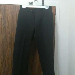 Calvin Klein Black Suit Pants $30