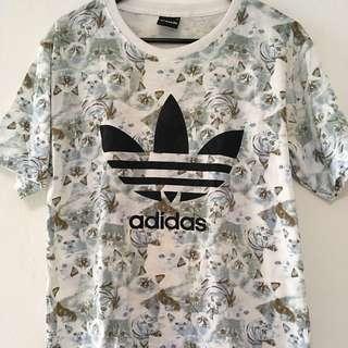 Adidas Cat T shirt