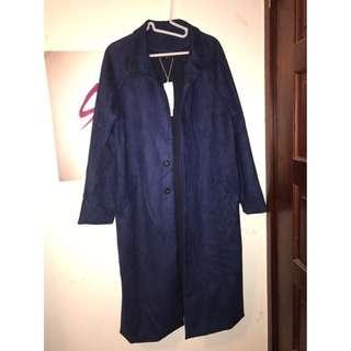 Meirq 長版西裝外套