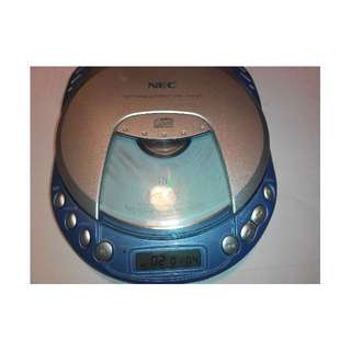 (NEC)CD隨身聽,CD隨身聽,CD播放器,播放器,隨身聽~(NEC)CD隨身聽