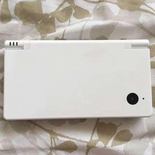 White Nitendo DSi