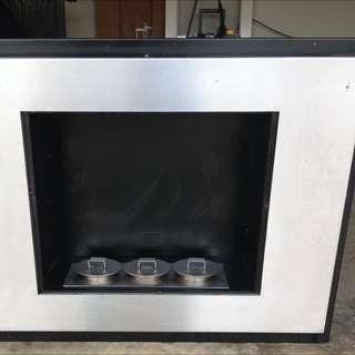 Ethanol Heater