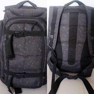Ransel QUICK SILVER Backpack Authentic