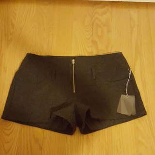 XS Charcoal Grey Shorts