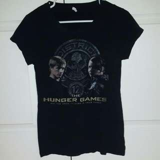 Medium Hunger Games Top