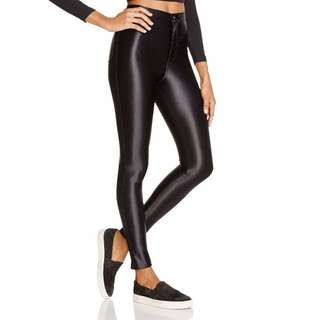 BRAND NEW BLACK DISCO PANTS
