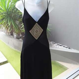 Alannah Hill Silk Dress Size 10