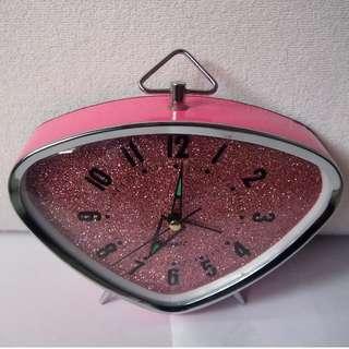 Retro Look Table Clock