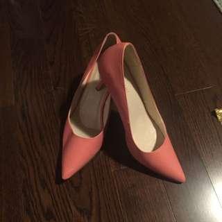 Le Chateau Soft Pink Heels