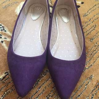 Oasis Flat Shoes
