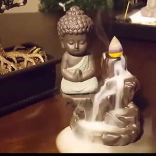 Little Monk Incense Burner