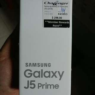 Samsung Galaxy J5 Prime -  New [Reserved]
