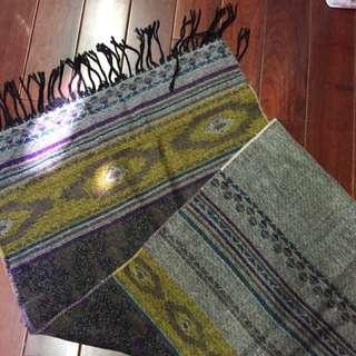 NET圍巾