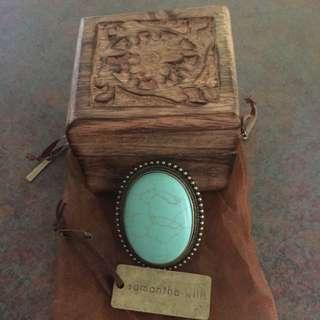 Samantha Wills Turquoise Ring