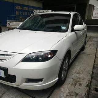 Mazda 3 1.6 A Sp Luxury