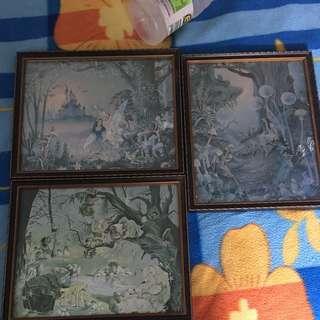 pixie/fairy frames
