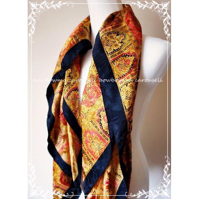 全新!Pure Silk Shawl Made in Japan 日本製純絲優雅披肩圍巾
