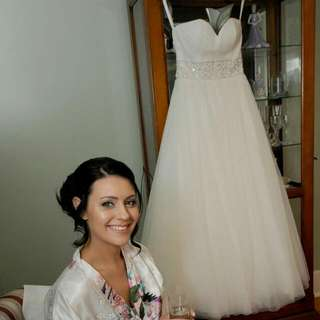 Wedding Dress 6-8