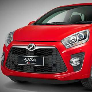New Perodua Axia + Rebate + Freegift + Free Delievery * Student Accept * Smart Tag