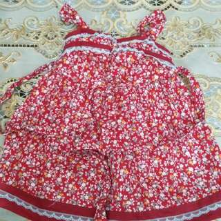 Dress babygirl 3-6m