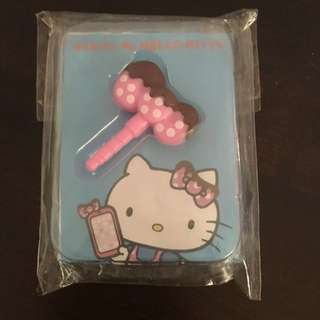 Hello Kitty Mister Donuts Japan Phone Charm