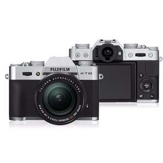 全新 Fujifilm X-T10 機身 Body