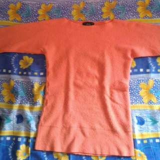 Sweater Skylin Krem