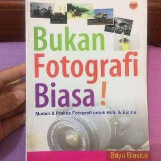 Bukan Fotografi Biasa! Bayu Blasius