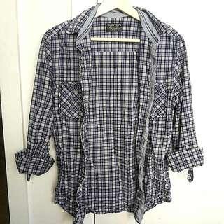 Burton Checkered Shirt
