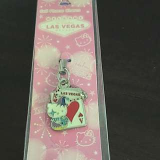 Hello Kitty Phone Strap