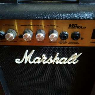 Marshall CD10 Electric Guitar Amplifier