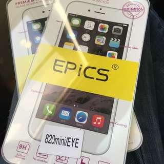 HTC EYE 820mini 鋼化玻璃保護貼 宏達電 9H glass