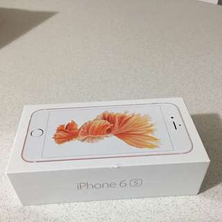 Brand New Sealed Iphone 6s