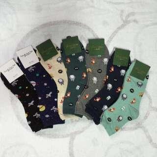 可愛韓風襪子