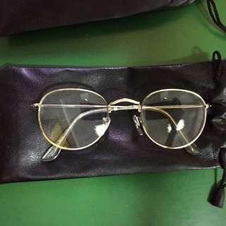 (可議)(免運)金屬框眼鏡