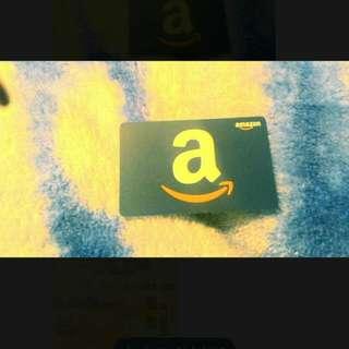 $400 Amazon gift card