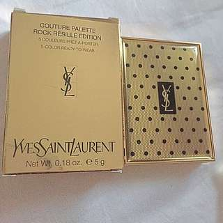 Ysl 5colour Ready To Go Eye Couture Palette