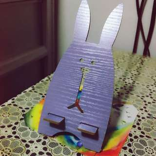 Cute Bunny Phone Holders