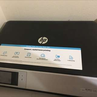 Hp All In One Printer Envy5530